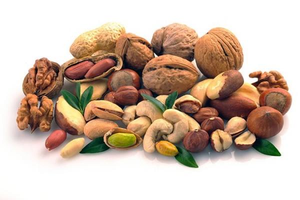 Mixed Nuts of Iran